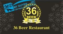 Nhà hàng 36 Beer